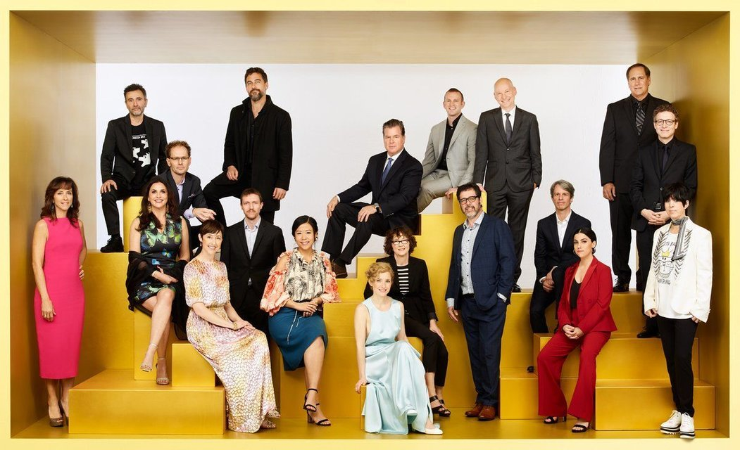 91-й Оскар о них: Американская киноакадемия собрала всех номинатов в одной фотосессии - фото 173543