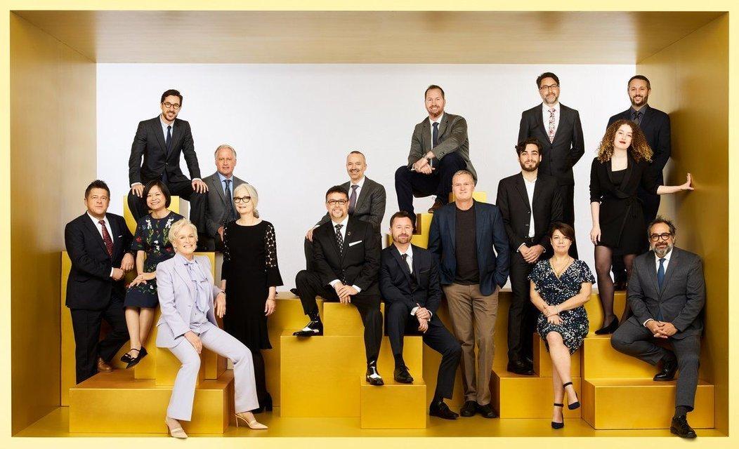 91-й Оскар о них: Американская киноакадемия собрала всех номинатов в одной фотосессии - фото 173545