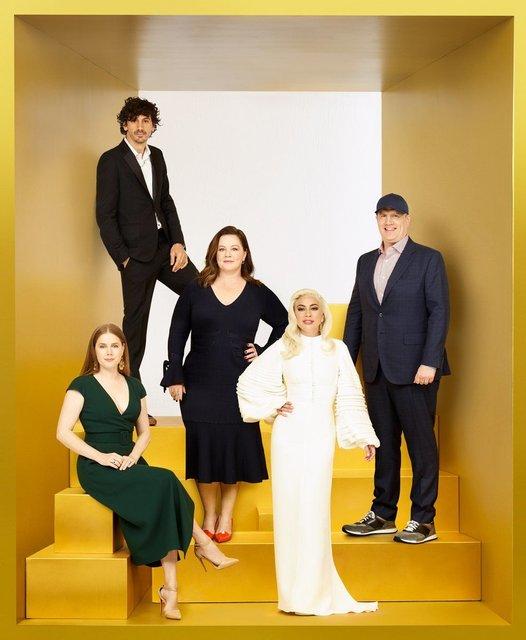 91-й Оскар о них: Американская киноакадемия собрала всех номинатов в одной фотосессии - фото 173546