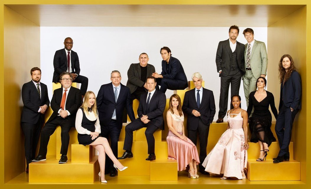 91-й Оскар о них: Американская киноакадемия собрала всех номинатов в одной фотосессии - фото 173548
