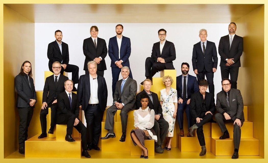 91-й Оскар о них: Американская киноакадемия собрала всех номинатов в одной фотосессии - фото 173549