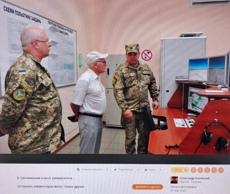 Вхожий в кабинеты минобороны генерал-лейтенант ненавидит Украину и ждет русских (ФОТО) - фото 173635