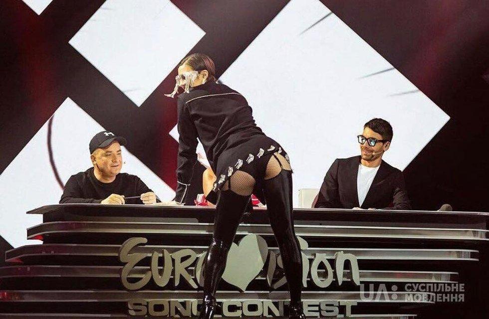 Евровидение 2019: Maruv рассказала, какие требования ей выдвинули - фото 173797