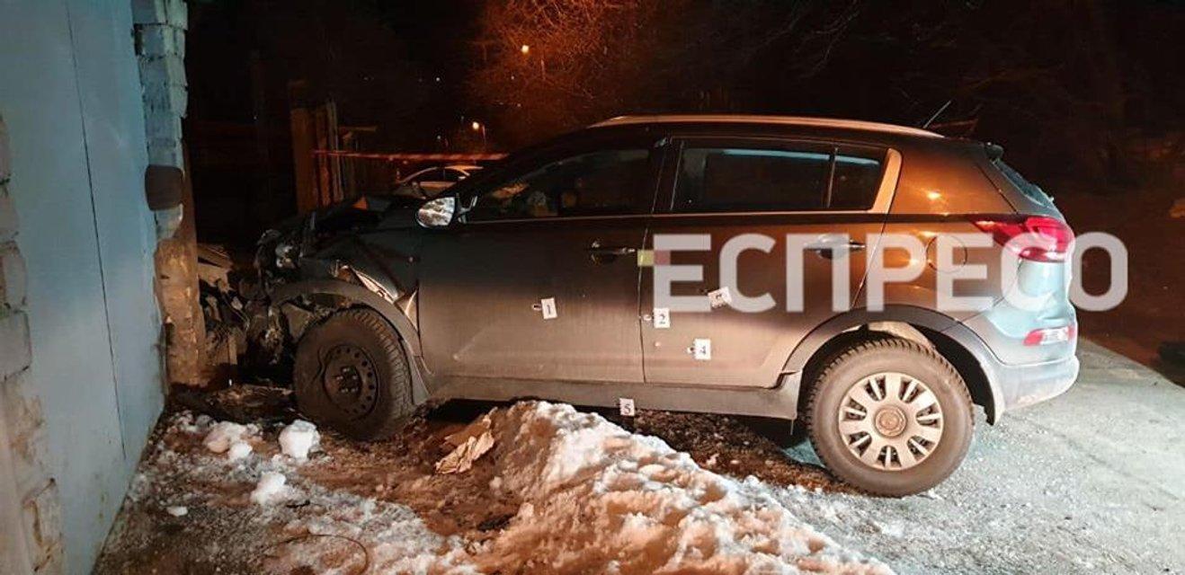 В Киеве пьяную женщину за рулем сумели остановить только со стрельбой - фото 173799