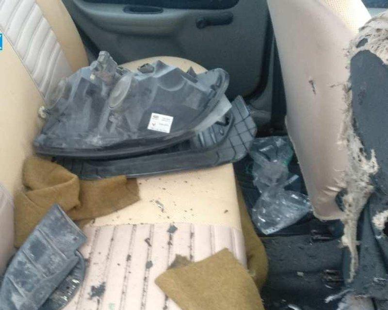 В Макеевке взорвали машину одного из главарей 'ДНР' - фото 173821