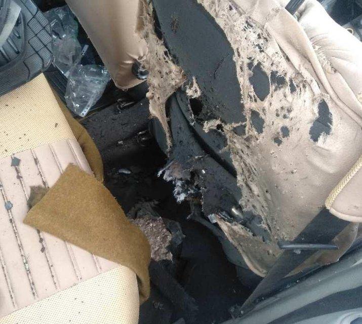 В Макеевке взорвали машину одного из главарей 'ДНР' - фото 173822