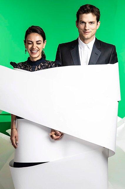 Оскар 2019: Мила Кунис и Эштон Катчер сделали странное фото на вечеринке - фото 173961