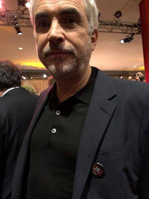 Лауреат 'Оскара 2019' поддержал Сенцова на церемонии - фото 173971