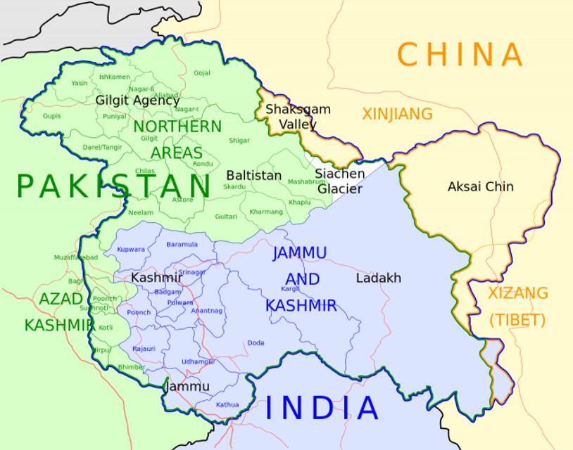 Кашмир раздора: Развяжут ли Индия и Пакистан ядерную войну - фото 174270