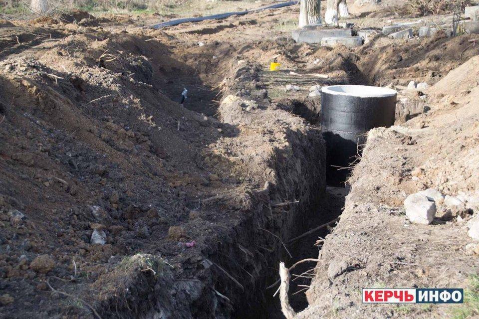 Крымчане остались без воды из-за ошибки строителей Керченского моста - фото 174811