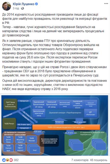 Директор другой компании-партнера Укроборонпрома обвиняется в махинациях - фото 175050
