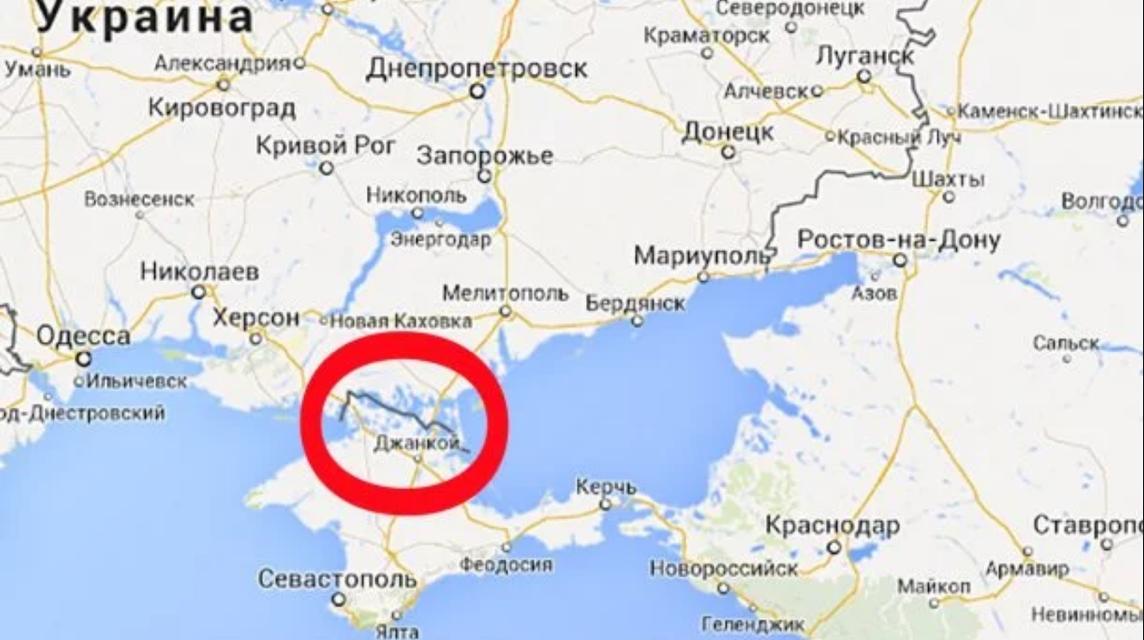 Украина обратилась к Google из-за 'русского Крыма' - фото 175072