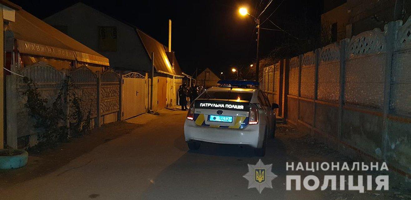 В Николаеве пятеро подростков устроили драку со стрельбой - фото 175287