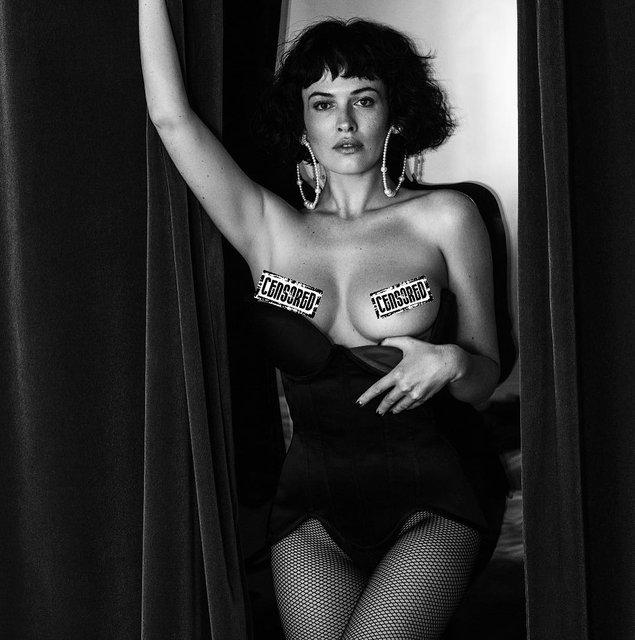 Даша Астафьева показала провокационные снимки для Playboy - фото 175483