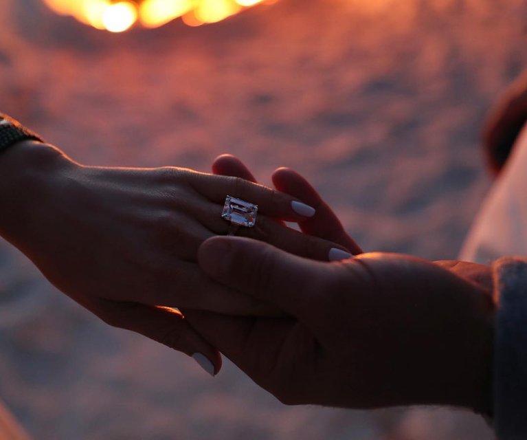 Дженнифер Лопес выходит замуж - фото 175494