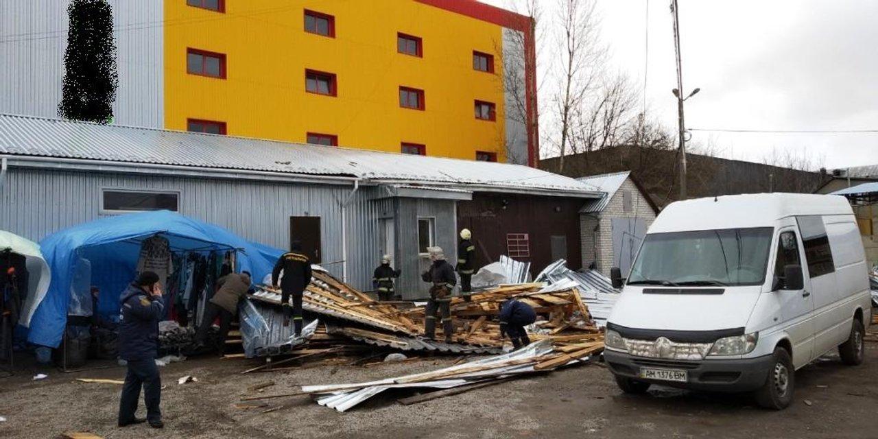 Ураган убил женщину под Житомиром ФОТО - фото 175582