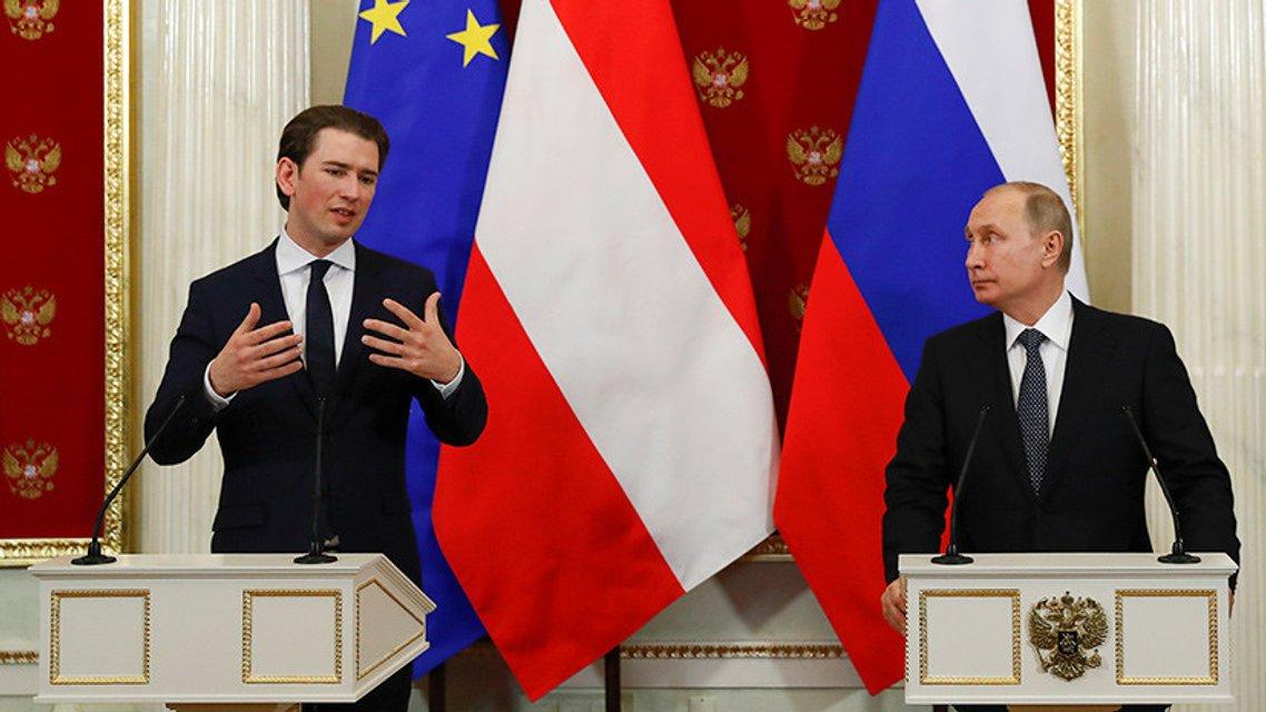 Международное безумие: почему Австрия устроила скандал из-за бана журналиста - фото 175658