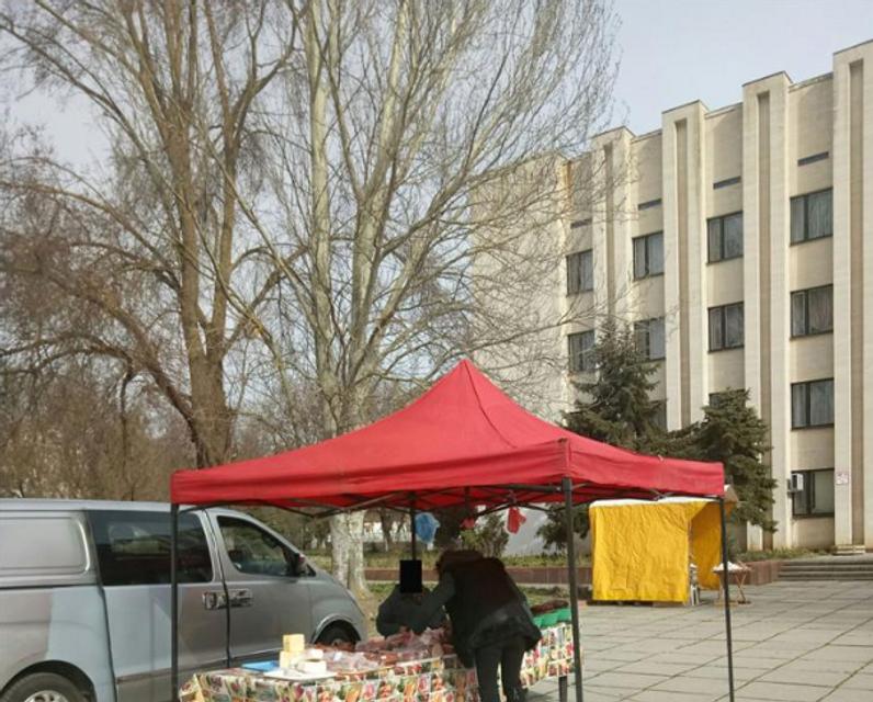 «Какая гов*нь!»: в Крыму прошла безлюдная ярмарка (фото) - фото 175720
