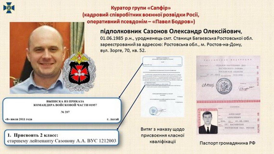 Русские шпионы возглавляли схему распространения антиукраинских фейков на Донбассе - фото 175749