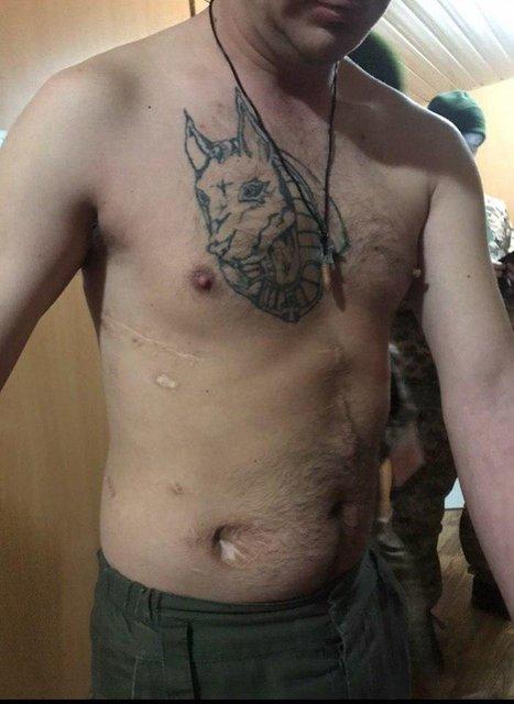Массовое нашествие: ГПСУ задержала бывалого боевика, который перся в Украину из Крыма - фото 176075