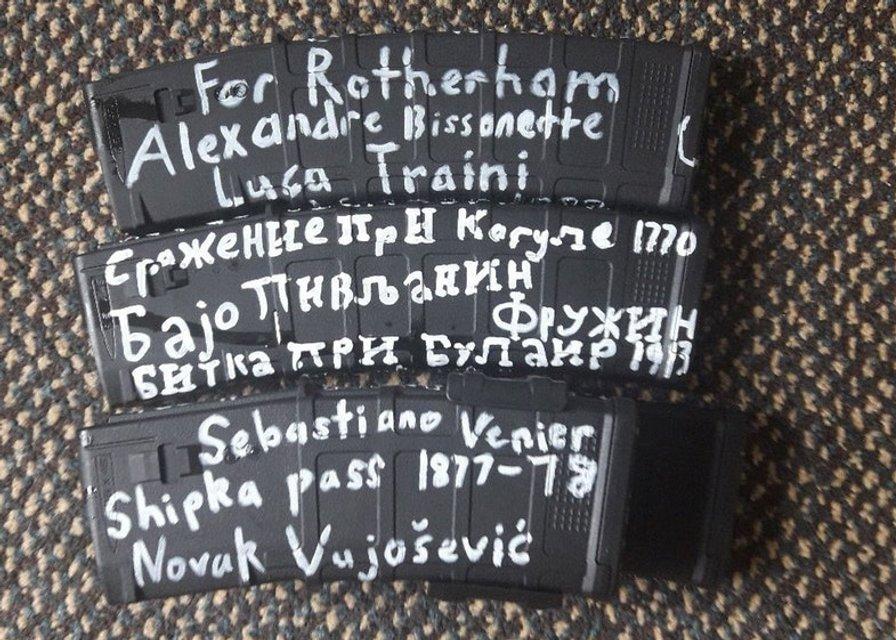 Теракт в Новой Зеландии: русские нашли 'украинский след' - фото 176316