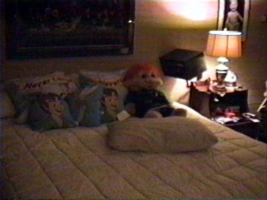 Маколей Калкин рассказал о причудах Майкла Джексона в спальне - фото 176578