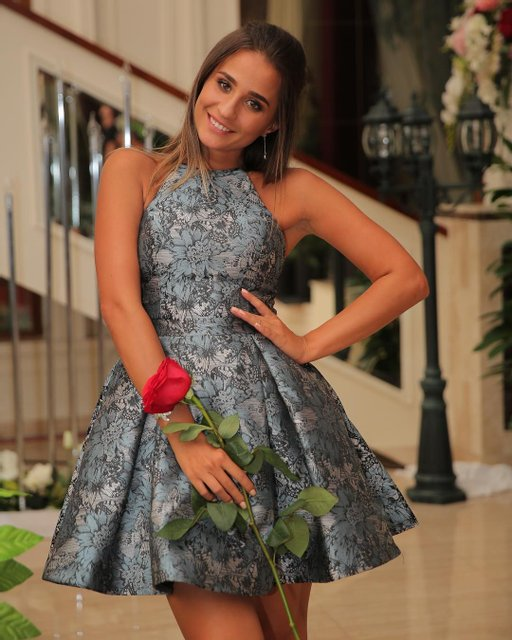 Холостяк 9 сезон 2 выпуск: Елизавета покинула шоу на церемонии роз - фото 176637