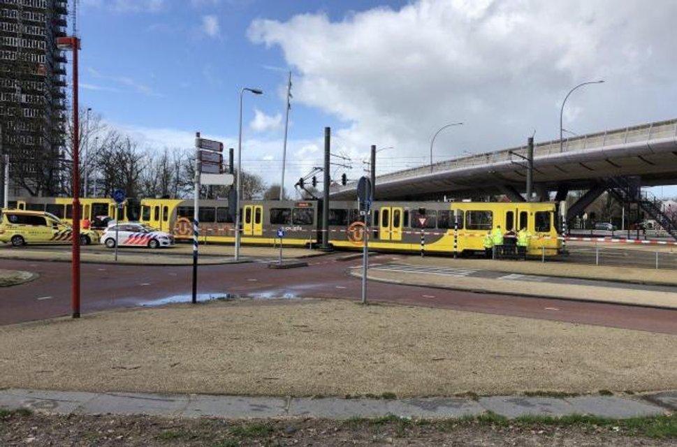 Террорист устроил стрельбу в Голландии, есть жертвы  ФОТО - фото 176649