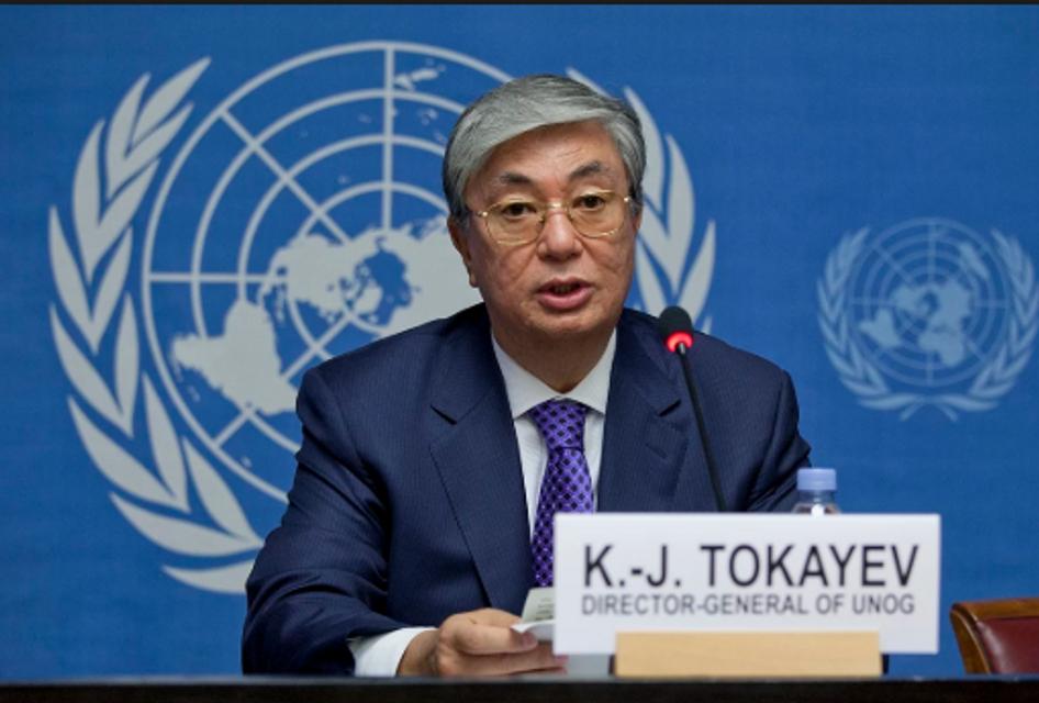 Казахстан возглавил новый президент: теперь уже официально - фото 176933