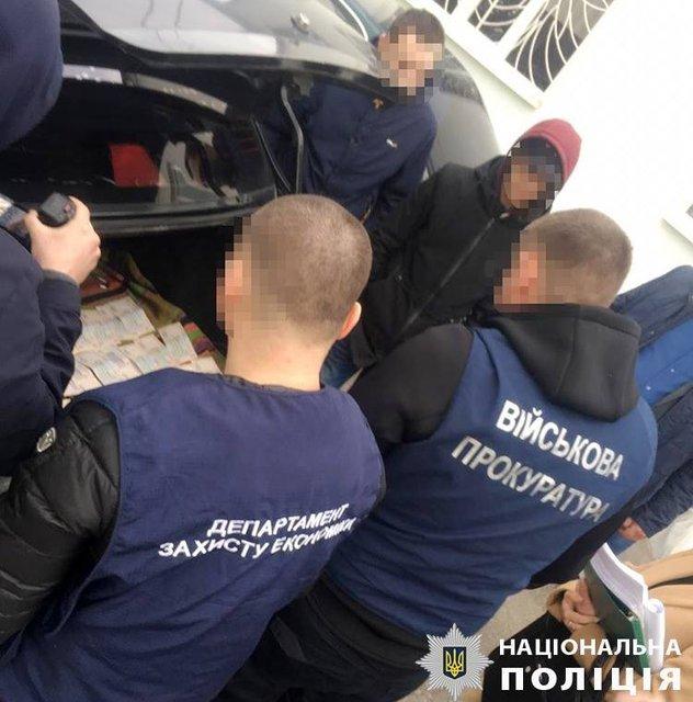 Глава райадминистрации в Ровно попался на взятке в 20 тысяч - фото 177047