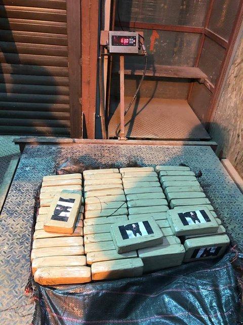 В Одессе таможенники нашли в контейнере рекордную партию кокаина (ФОТО) - фото 177165