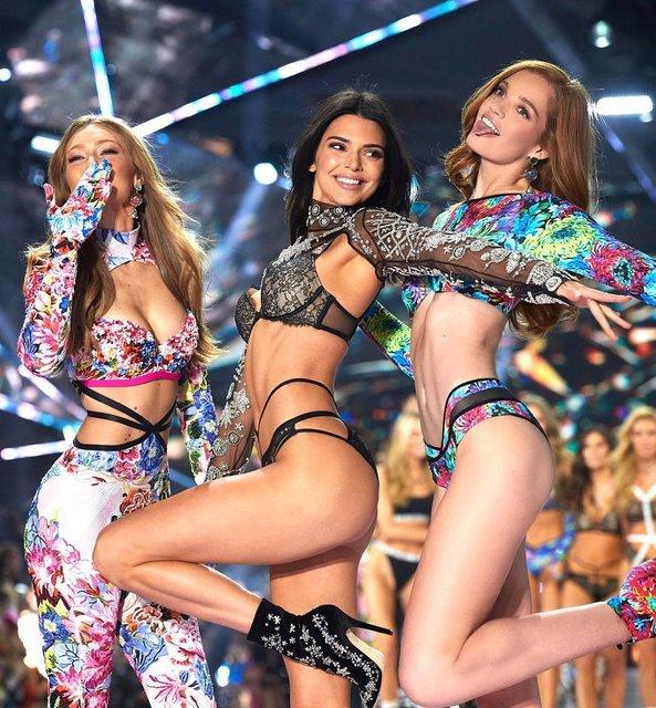 Алексина Грэм: что известно о новом ангеле Victoria's Secret - фото 177173