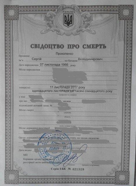 Мертвец возглавил избирательную комиссию на одном из участков под Киевом - фото 177596