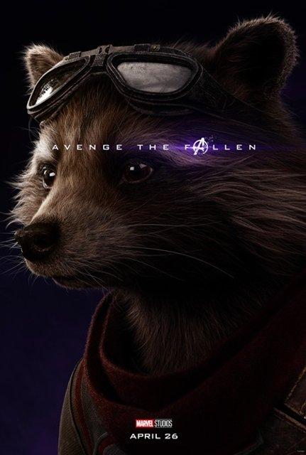 Мстители: Финал – Marvel показала первые постеры 4 части фильма - фото 177825