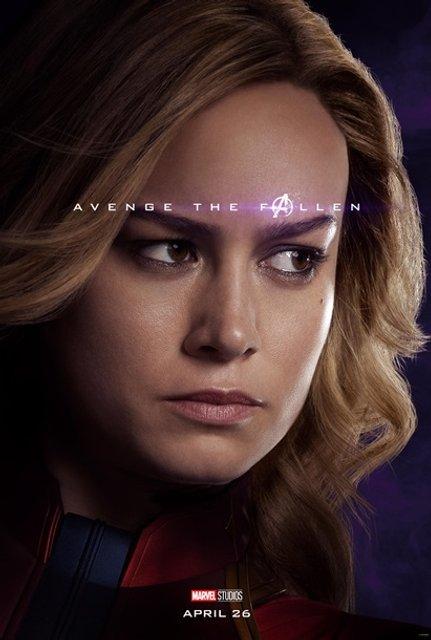 Мстители: Финал – Marvel показала первые постеры 4 части фильма - фото 177826