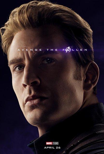 Мстители: Финал – Marvel показала первые постеры 4 части фильма - фото 177827