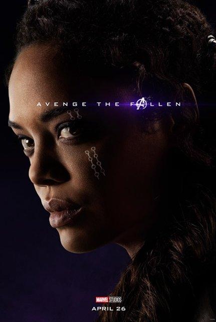 Мстители: Финал – Marvel показала первые постеры 4 части фильма - фото 177828
