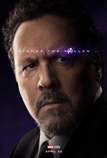 Мстители: Финал – Marvel показала первые постеры 4 части фильма - фото 177829