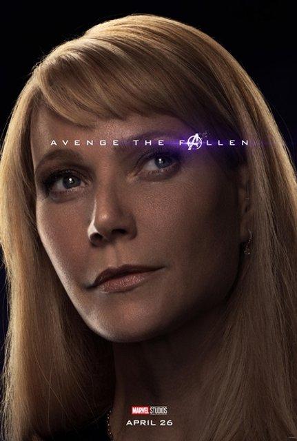 Мстители: Финал – Marvel показала первые постеры 4 части фильма - фото 177830