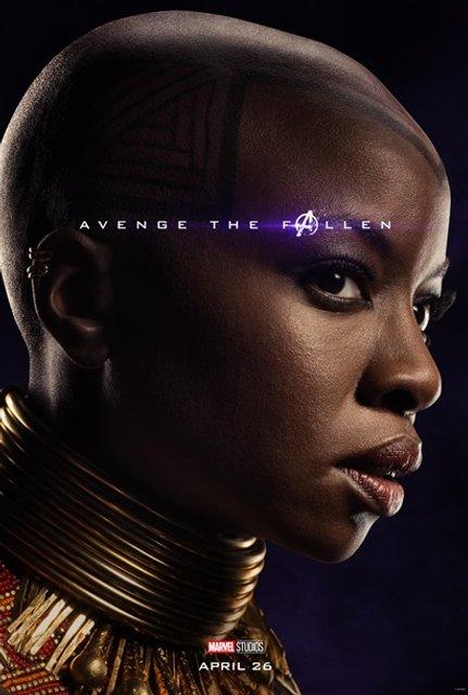 Мстители: Финал – Marvel показала первые постеры 4 части фильма - фото 177831