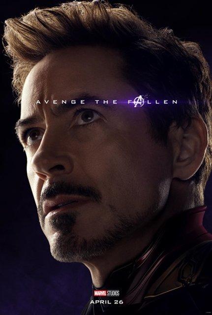 Мстители: Финал – Marvel показала первые постеры 4 части фильма - фото 177832