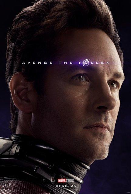 Мстители: Финал – Marvel показала первые постеры 4 части фильма - фото 177833
