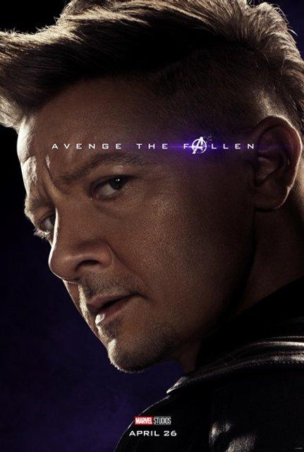 Мстители: Финал – Marvel показала первые постеры 4 части фильма - фото 177834