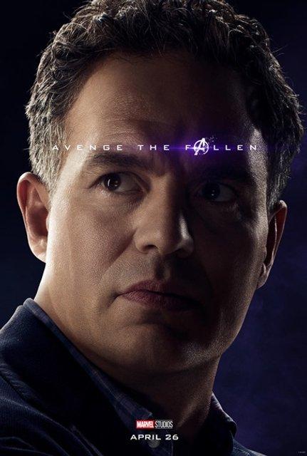 Мстители: Финал – Marvel показала первые постеры 4 части фильма - фото 177835