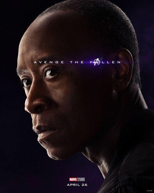Мстители: Финал – Marvel показала первые постеры 4 части фильма - фото 177836