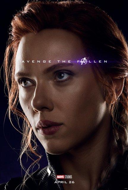 Мстители: Финал – Marvel показала первые постеры 4 части фильма - фото 177837