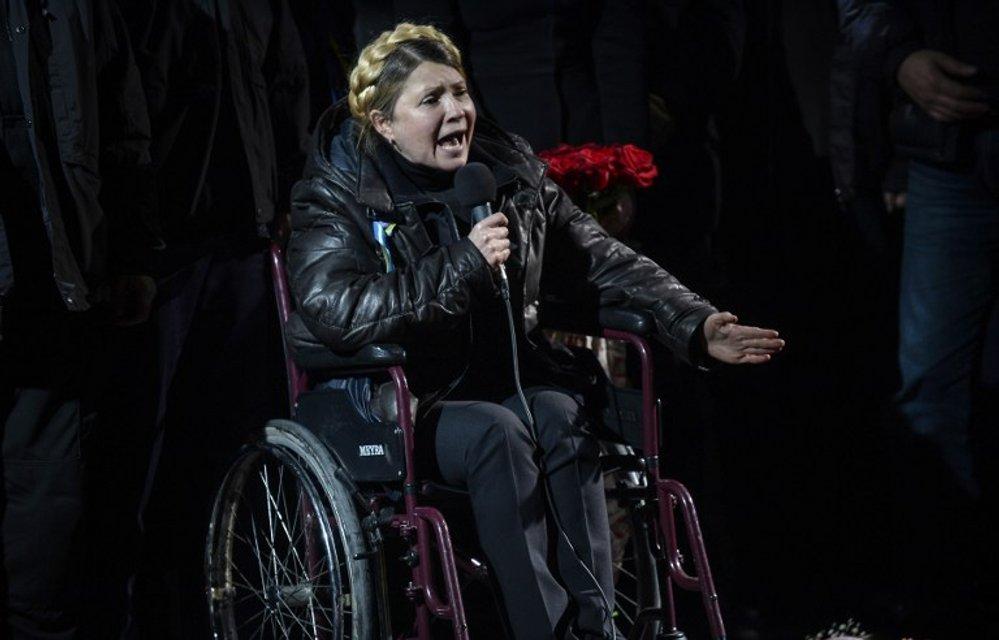 Пролетела как фанера: почему Тимошенко проиграла выборы - фото 178618
