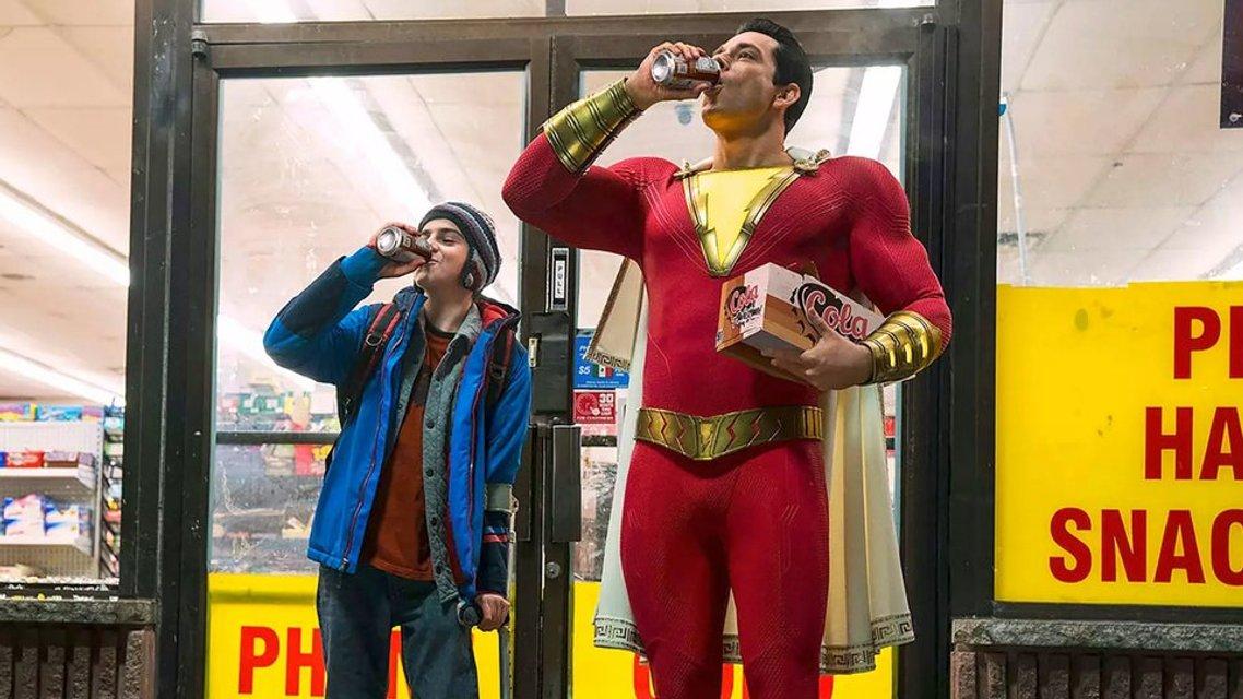 Шазам: Ваш новый любимый супергерой - фото 178650