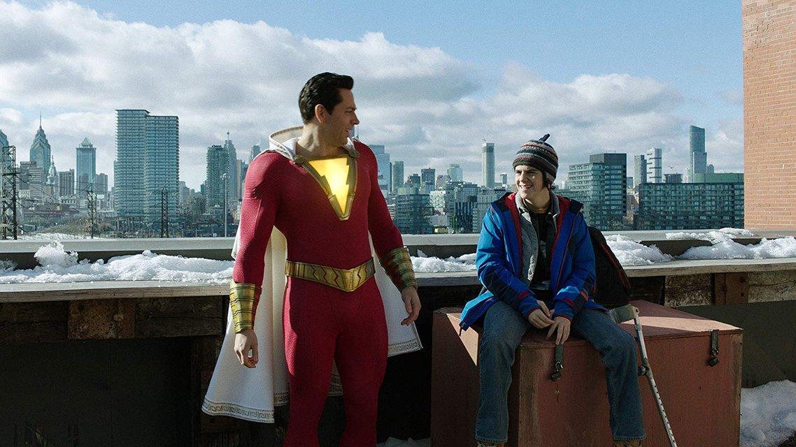 Шазам: Ваш новый любимый супергерой - фото 178654