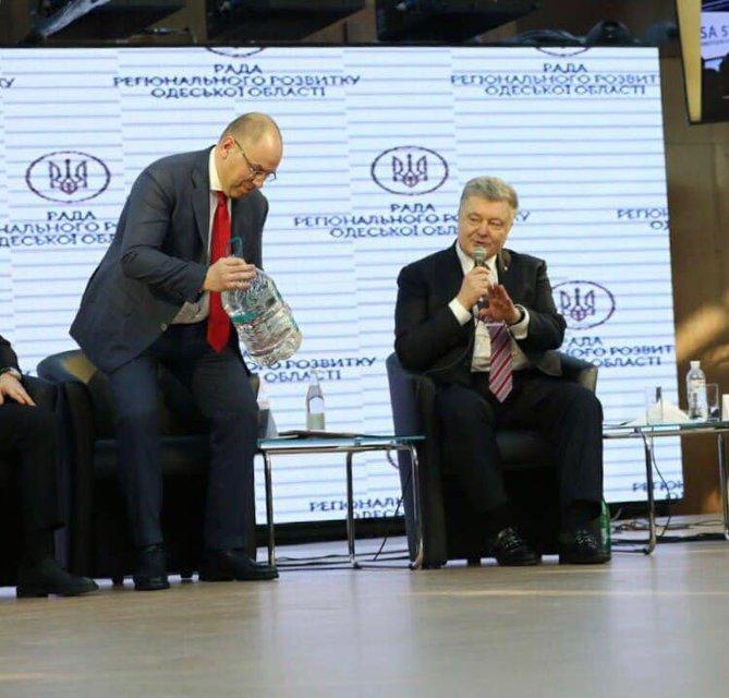 Предвыборное харакири: За что люди Порошенко съели губернатора Степанова - фото 179229